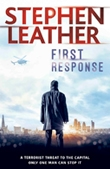 First Response - Stephen Leather book cover