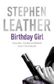 The Birthday Girl - Stephen Leather book cover