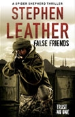 False Friends - Stephen Leather book cover