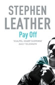 Pay Off - Stephen Leather book cover