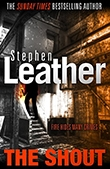 The Shout - Stephen Leather book cover