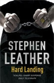 Hard Landing - Stephen Leather book cover
