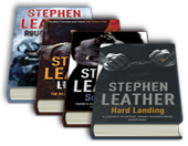 Stephen Leather Books