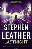 Last Night - Stephen Leather book cover